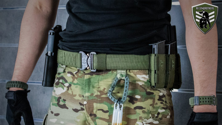 Our (Airsoft) Tactical Belts Setup YT Thumbnail
