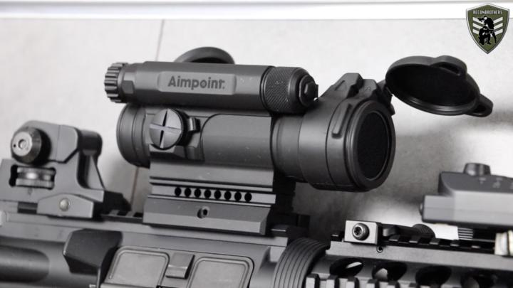 €1700 Tokyo Marui Airsoft Rifle AEG Setup – Reconbrothers Blog