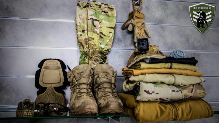 YT thumbnail Basic equipment