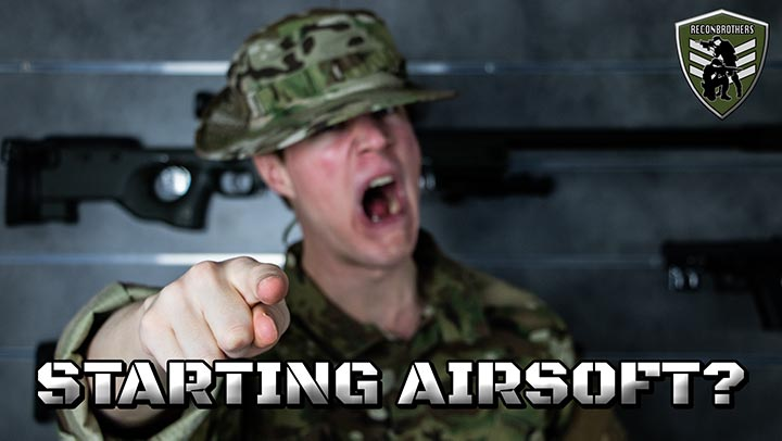 start airsoft - Airsoft Bootcamp Ep 1 - Full Guide for Your FIRST TIME Thumbnail