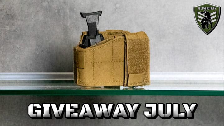 Giveaways - July giveaway announcement
