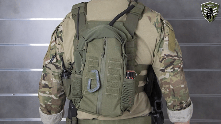 How to setup your tactical plate carrier for military