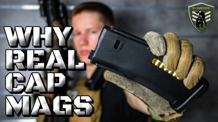 YT thumbnail Why you should learn to shoot with real caps