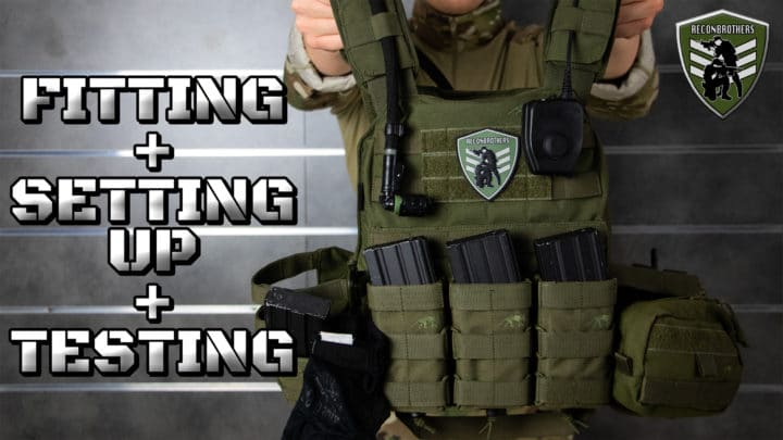 YT Thumbnail picture Plate carrier setup fit
