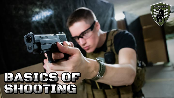 Shooting - Basics of Shooting According to Ex-special Forces Operator YT thunmbnail