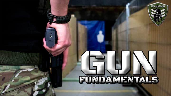 Gun Basics - YT Gun Fundamentals According to Ex-special Forces Operator
