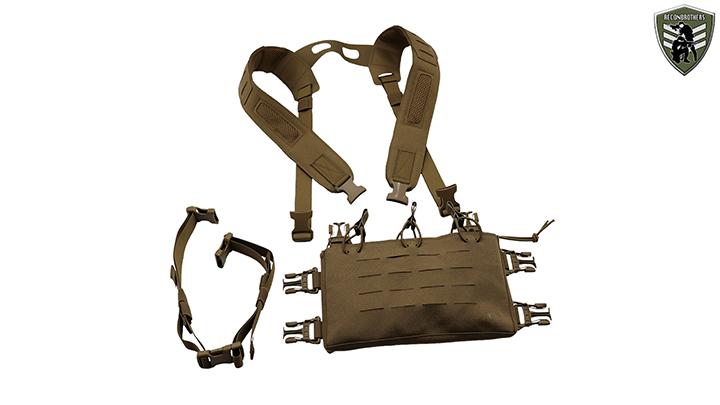 Tasmanian Tiger Small Combi Rig Belt Harness - Base components