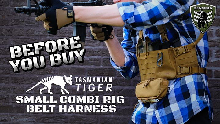 TT Small Combi Rig Belt Harness - Before You Buy - Blogpost Pic
