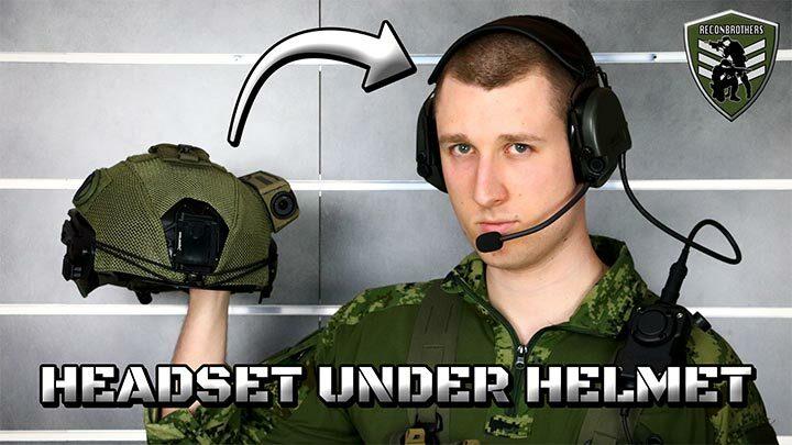 How to Wear a Headband Headset Under a Helmet - Blogpost pic