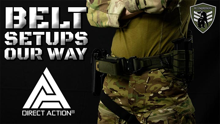 Direct Action Belt Setups Blogpost pic